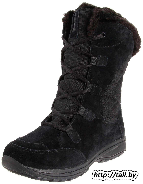 Теплые зимние ботинки фирмы Columbia