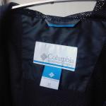 Куртка Columbia для высоких