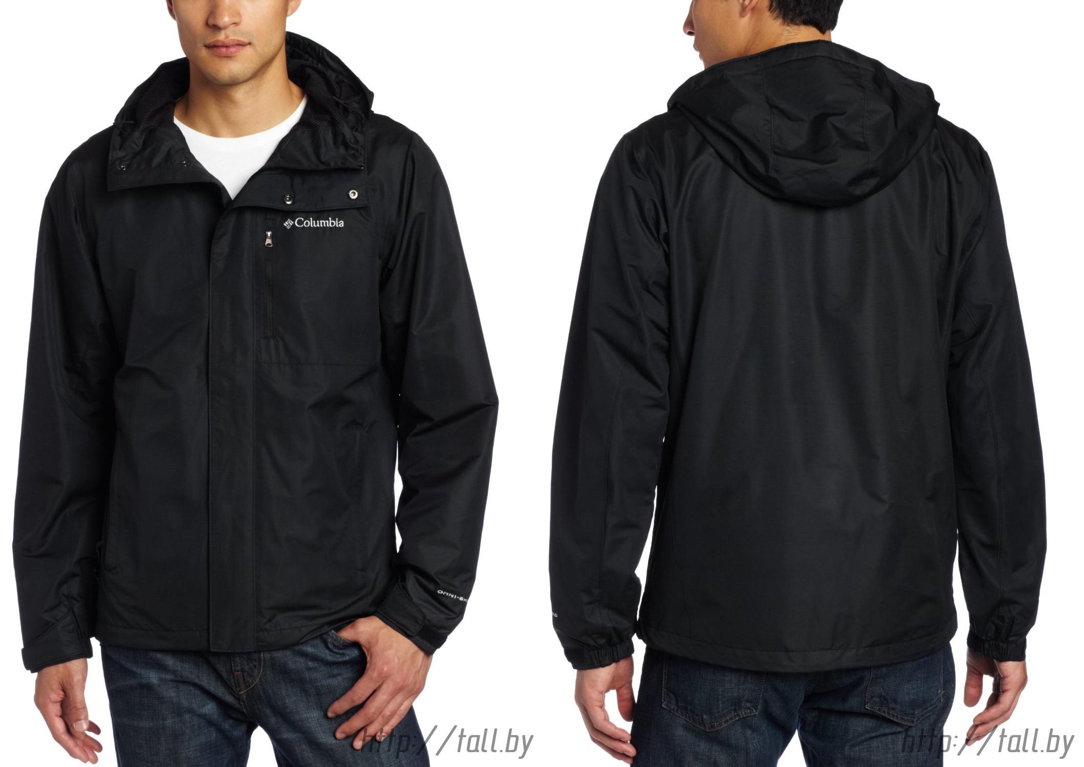 Куртка для высоких Columbia