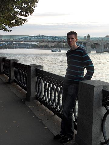 Виктор Кузнецов, автор блога Tall.by