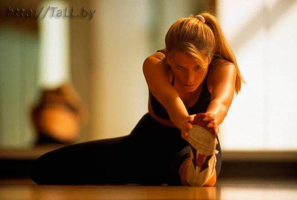 Упражнения чтобы подрасти