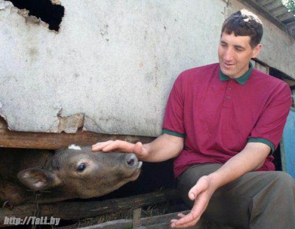 Леонид учился на врача-ветеринара