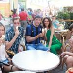 Встреча высоких людей в Одессе 26.07.2014