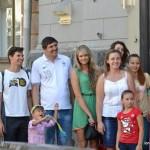 Встреча высоких людей в Одессе 23 августа 2014