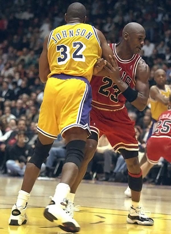 Лос-Анджелес Лейкерс против Чикаго Буллз 1991 в плей-офф финала НБА