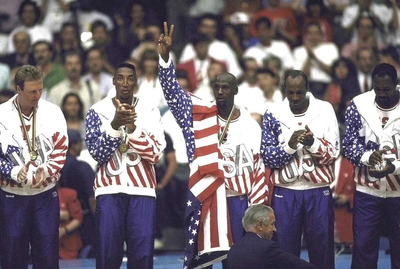 Майкл Джордан на Олимпийских играх 1984